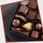 Çikolata Afiş Tasarımı