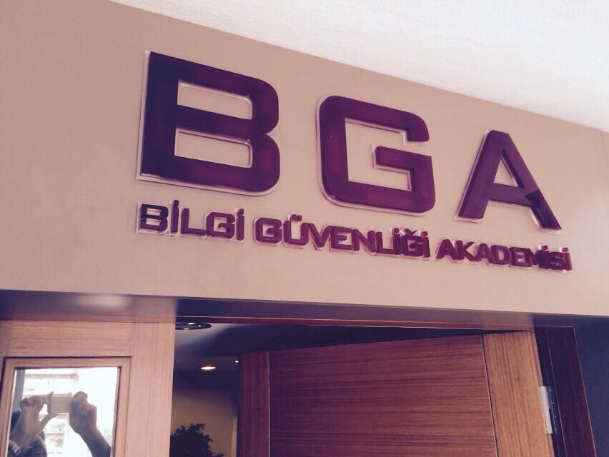 BGA Ofis Tabela