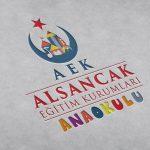 Alsancak Anaokulu Logo Tasarımı