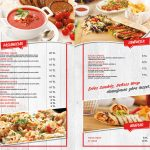 Restaurant Menü Tasarımı