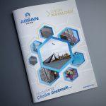 Ağsan Katalog Tasarımı ve baskısı