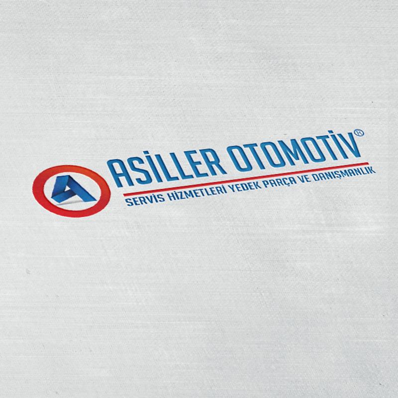 Logo Tasarım Asiller Oto