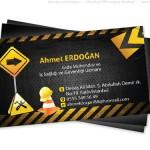 Ahmet Erdoğan Kartvizit Tasarım