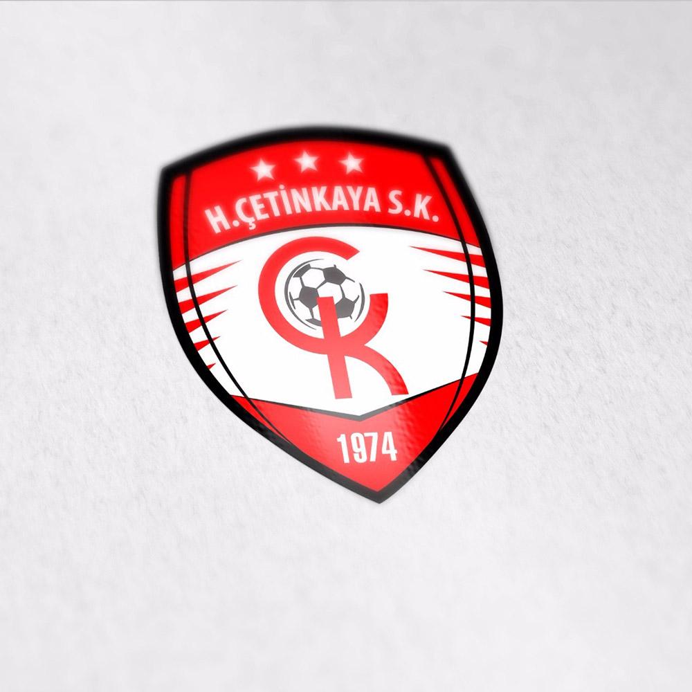 Futbol logo tasarım