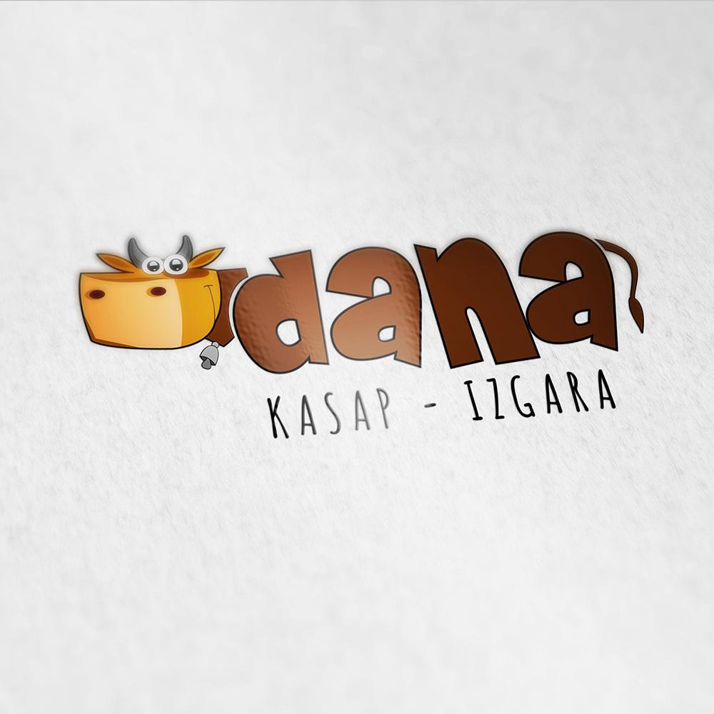 Logo Tasarım Dana Kasap