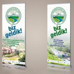 Gelçevder Roll up