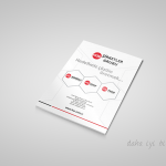 Hür Pompa Katalog Tasarımı