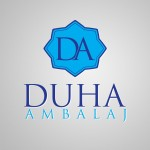Duha Ambalaj Logo tasarımı