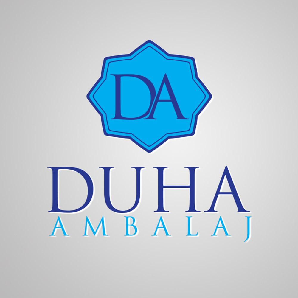 Logo tasarımı Duha Ambalaj