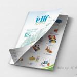 Elij Hijyen Katalog Kapak Tasarımı