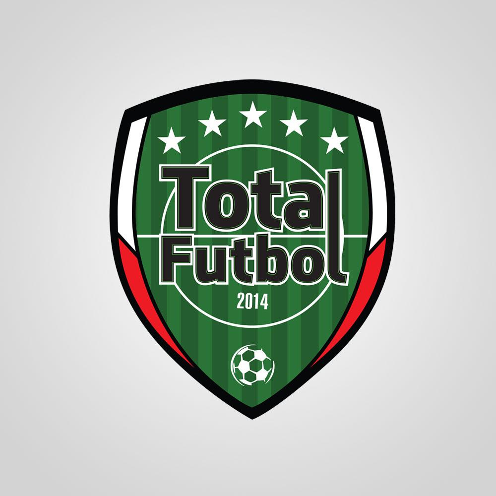 Logo tasarımı Total Futbol