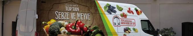 Ayser Meyve sebze araç giydirme