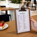 Cafe Restaurant Menü Tasarımları
