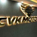 CVK Motors İç Mekan Tabela