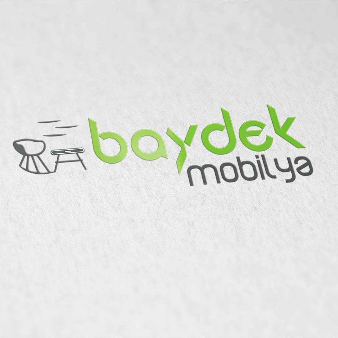 Logo Tasarım Baydek Mobilya
